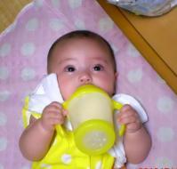 JJ13年7月11日ミルク飲み