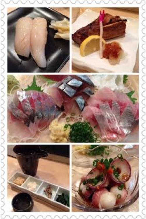 6夕べはお寿司