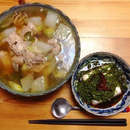 4鶏スープセット