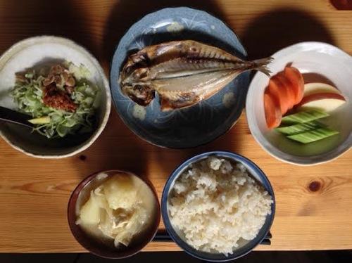 8健康朝食