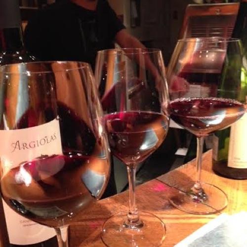12ブチのワイン
