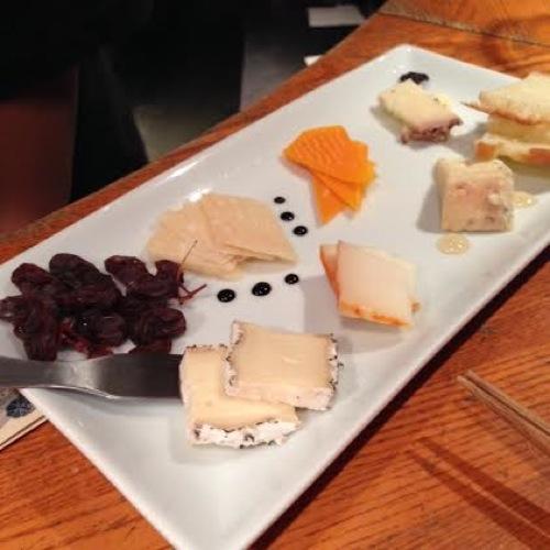 6チーズ盛り合わせ