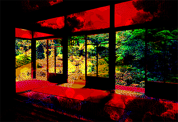 幻霊達の庭園