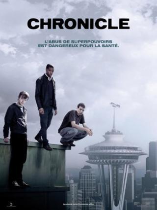 ジョシュ・トランク監督 『クロニクル』 超能力を身につけた三人の高校生