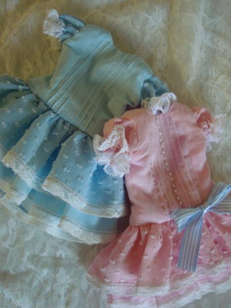 MSDサイズ うさぎドレス 4