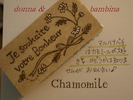 いちご&カモミール 004 blog