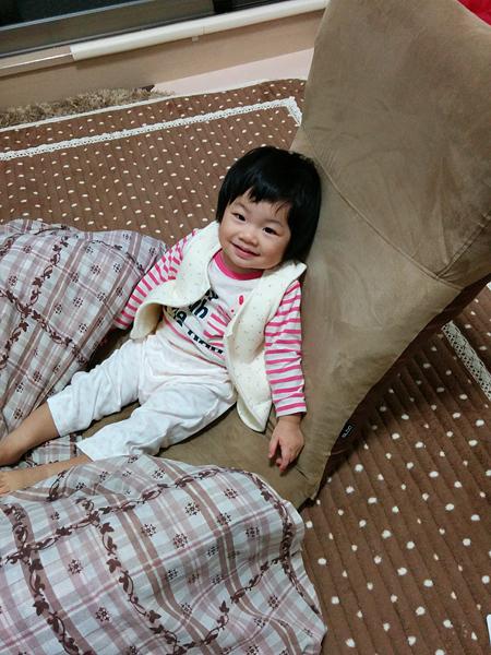 優、時折 伸二郎の椅子を占拠