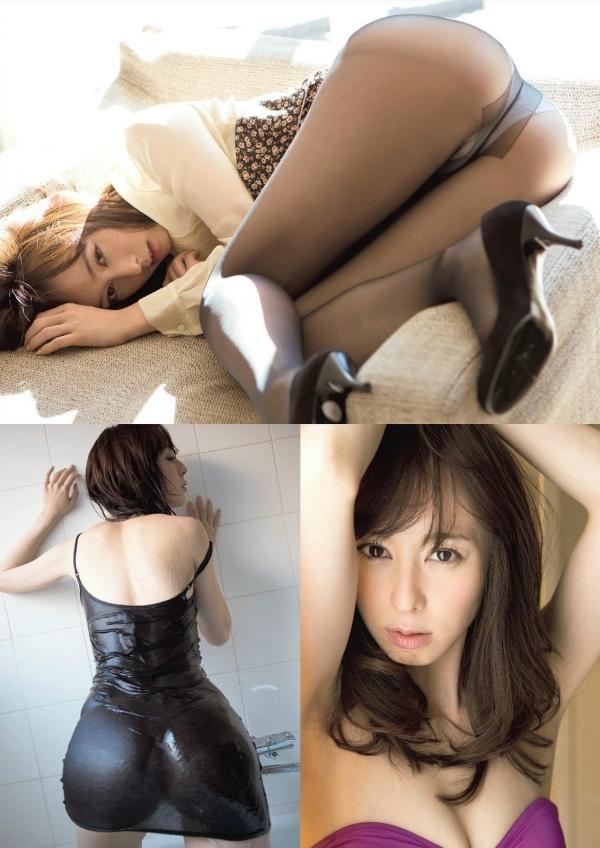 グラビアアイドル 秋山莉奈 アイコラ ヌード おっぱい お尻 エロ画像a002a.jpg