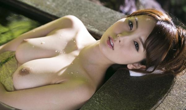 波多野結衣 しっとり露天風呂のヌード画像140枚の116枚目