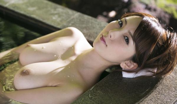 波多野結衣 しっとり露天風呂のヌード画像140枚の119枚目