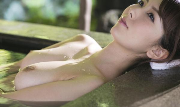 波多野結衣 しっとり露天風呂のヌード画像140枚の120枚目
