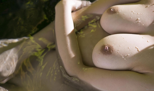 波多野結衣 しっとり露天風呂のヌード画像140枚の125枚目