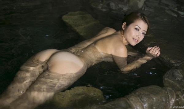 北条麻紀 露店風呂しっとり熟女ヌード画像108枚の021枚目