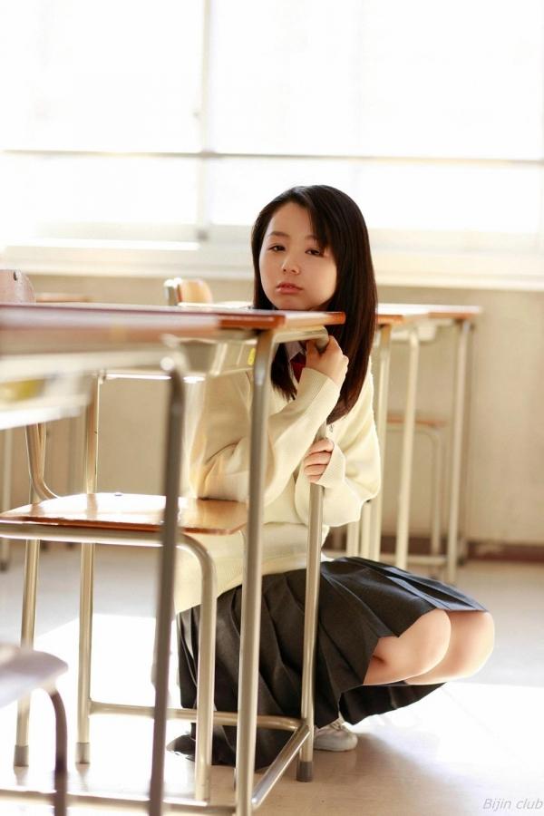グラビアアイドル 小池里奈 女子高生 スクール水着 エロ画像012a.jpg
