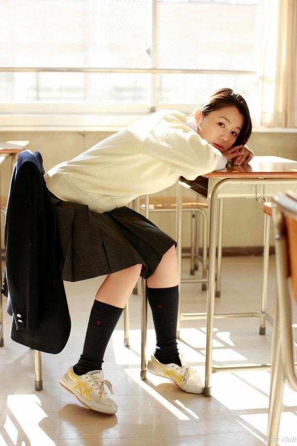 グラビアアイドル 小池里奈 女子高生 スクール水着 エロ画像015a.jpg