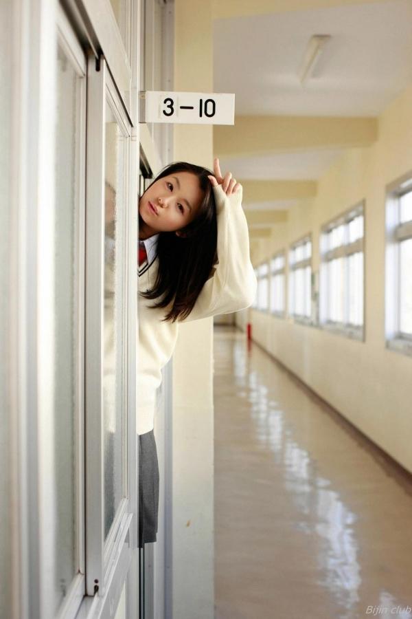 グラビアアイドル 小池里奈 女子高生 スクール水着 エロ画像022a.jpg