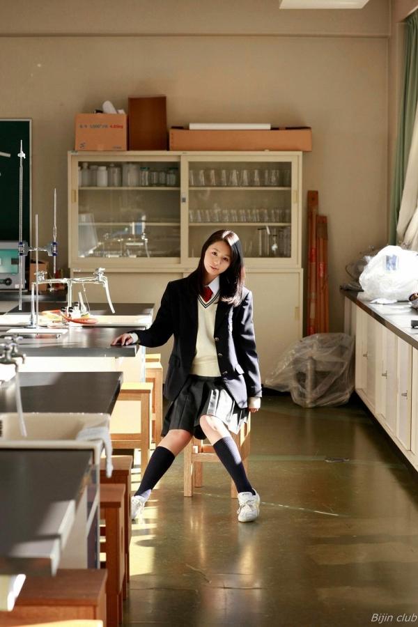 グラビアアイドル 小池里奈 女子高生 スクール水着 エロ画像024a.jpg