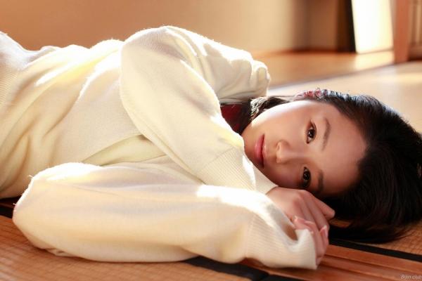 グラビアアイドル 小池里奈 女子高生 スクール水着 エロ画像044a.jpg