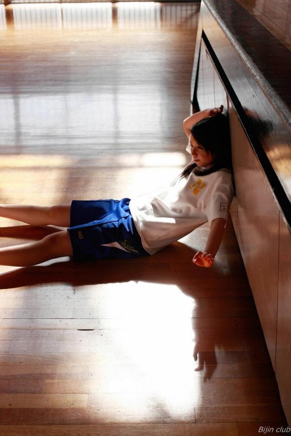 グラビアアイドル 小池里奈 女子高生 スクール水着 エロ画像055a.jpg
