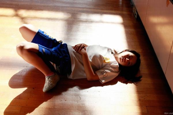 グラビアアイドル 小池里奈 女子高生 スクール水着 エロ画像056a.jpg