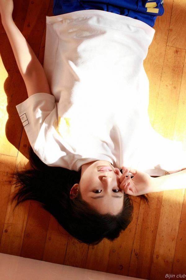グラビアアイドル 小池里奈 女子高生 スクール水着 エロ画像060a.jpg