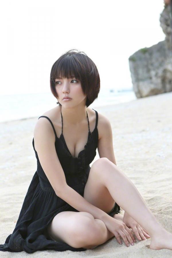 グラビアアイドル 真野恵里菜 アイコラ ヌード おっぱい お尻 エロ画像036a.jpg
