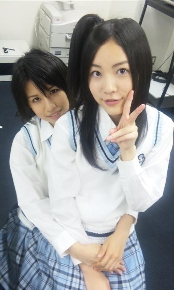 松井珠理奈 SKE48 水着 アイコラ ヌード エロ画像d007a.jpg