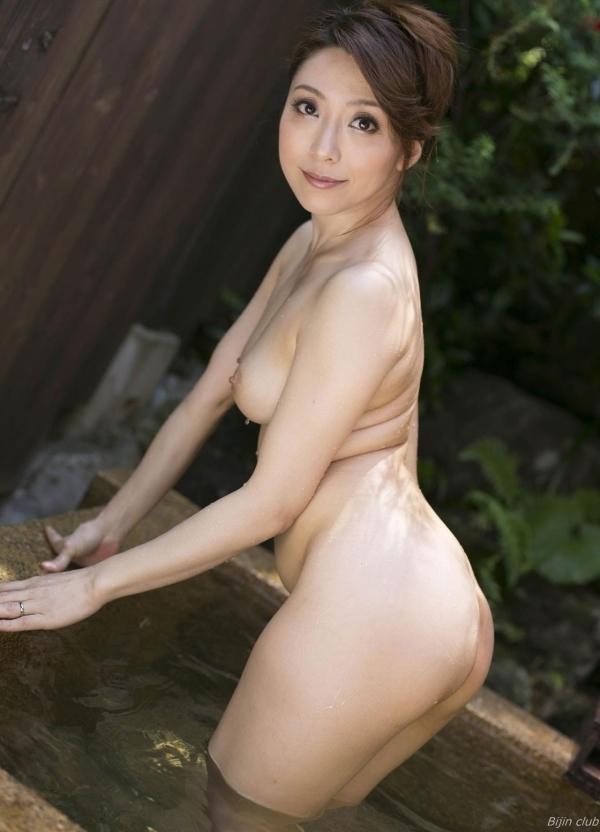 白木優子 湯けむりの美熟女ヌード画像80枚の2