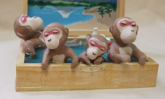 20130628 LaDoll90 monkey family 540DSC00373