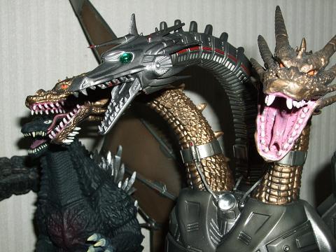 東宝怪獣コレクション メカキングギドラ