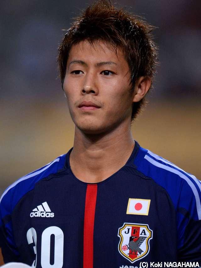 日本代表・柿谷曜一朗の画像