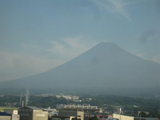 7富士山 朝 923