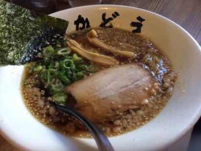 黄金らーめん(醤油)