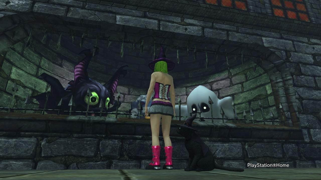Serenity Plaza <halloween>