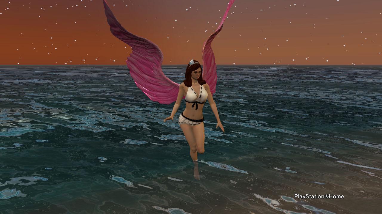 Diamond Beach Infinity Pool