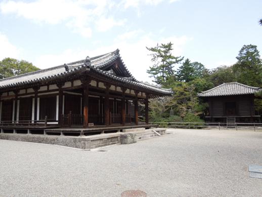 唐招提寺 礼堂