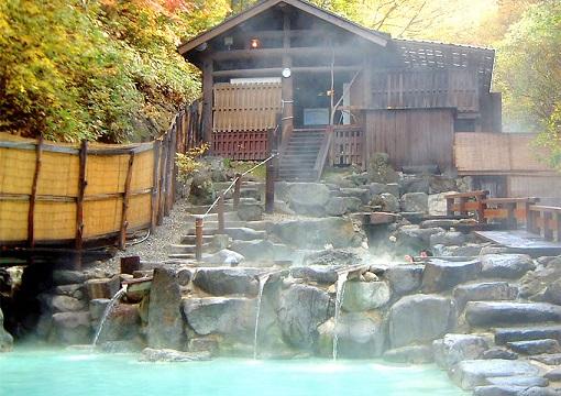 蔵王百人風呂