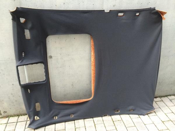 BMW M3 天井張替え