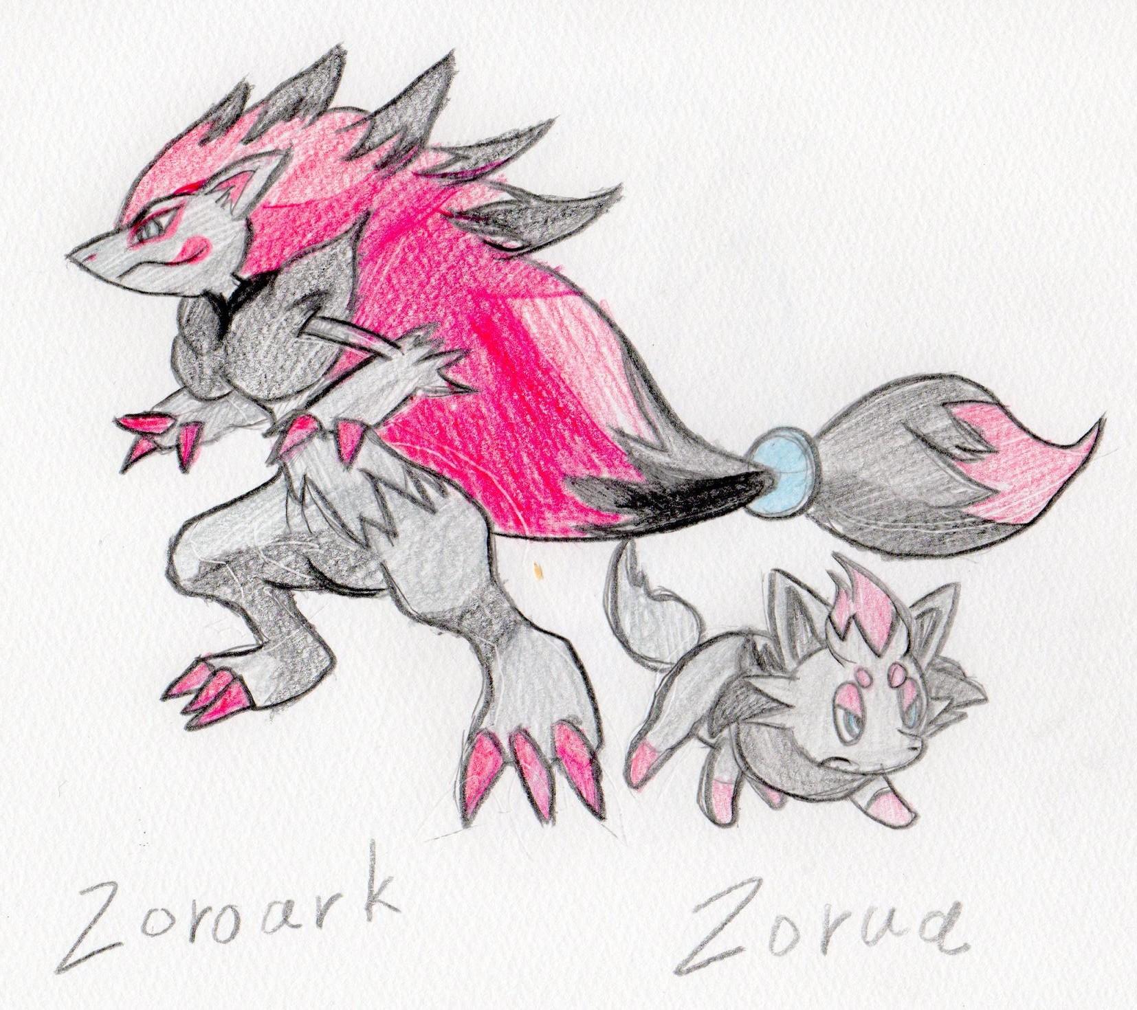 ゾロア&ゾロアーク