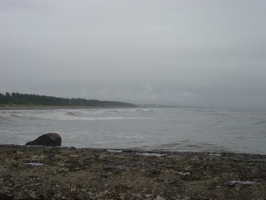 そこそこの波