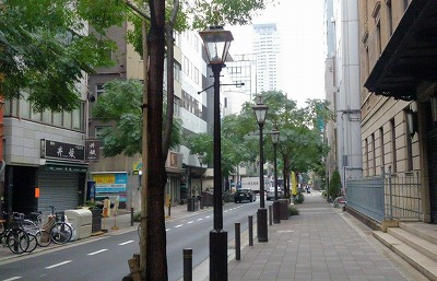 s-街角風景(大阪)