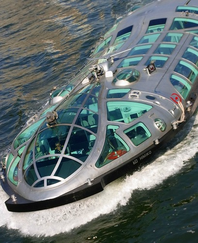 130220勝鬨橋からボート