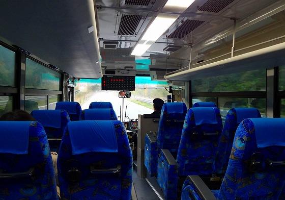 130424湯田温泉から長府へのバス