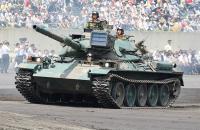 平成25年 富士駐屯地祭 74式戦車