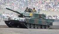 平成25年 富士駐屯地祭 90式戦車