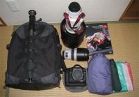 もてぎの装備カメラとレンズ