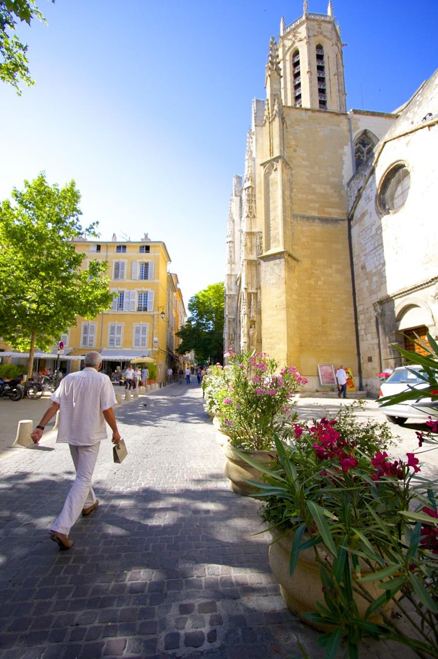 エクス・アン・プロバンス(Aix-en-Provence) 南仏 南フランス