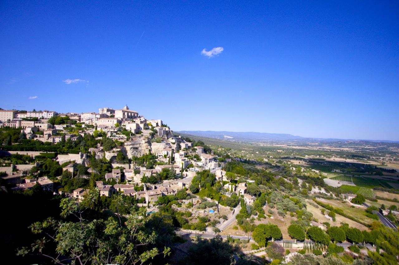 ゴルド(Gordes)プロヴァンス(Provence)南仏 南フランス
