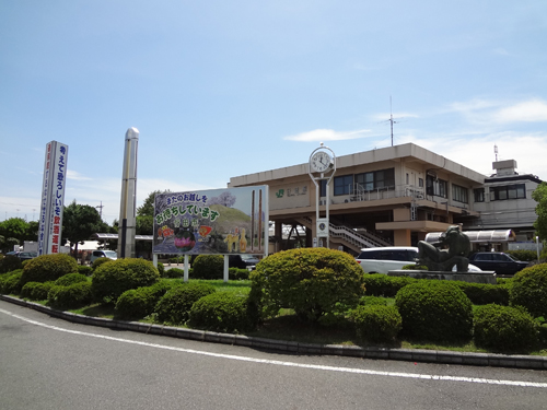 1307行田駅