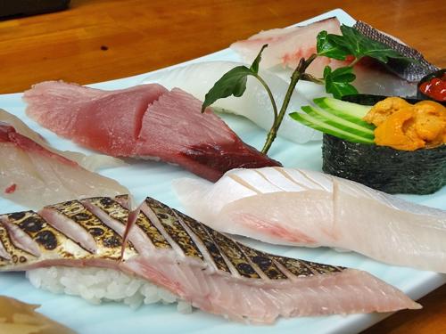 1308やぐら寿司
